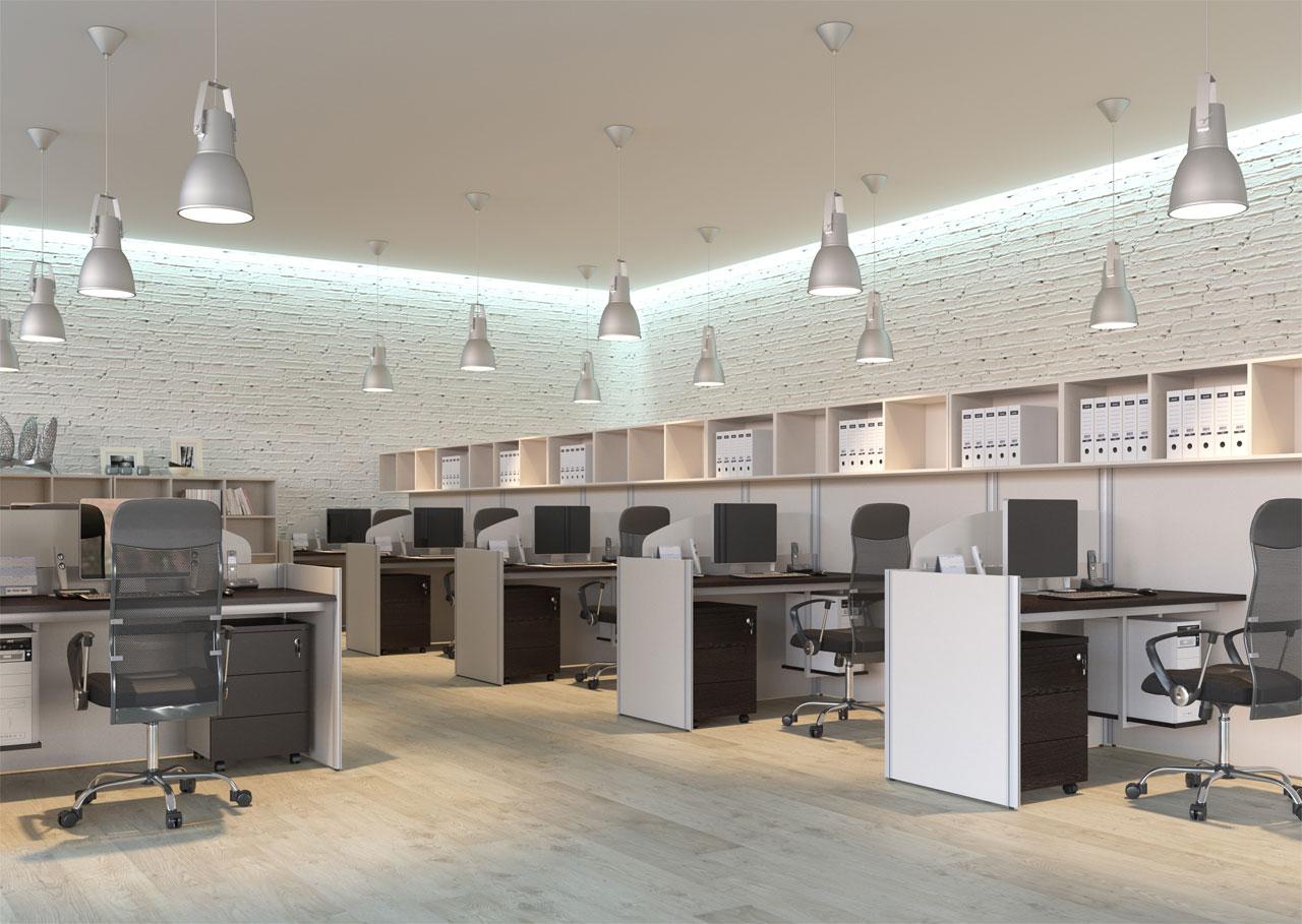 Офисная мебель Rio System
